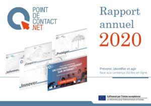 illustration rapport annuel 2020